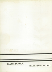 Page 6, 1960 Edition, Laurel School - Leaves Yearbook (Shaker Heights, OH) online yearbook collection