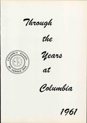 Page 9, 1961 Edition, Columbia School - Trojan Yearbook (Mount Vernon, OH) online yearbook collection