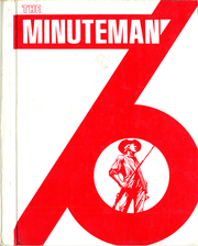 1976 Edition, Memorial Middle School - Minuteman Yearbook (Mentor, OH)