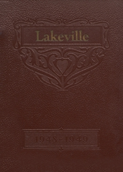 Page 1, 1949 Edition, Lakeville School - Lakes Yearbook (Lakeville, OH) online yearbook collection