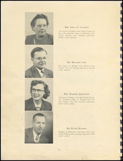Page 10, 1950 Edition, Ripley Local High School - Sentinel Yearbook (Big Prairie, OH) online yearbook collection