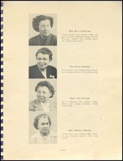 Page 11, 1950 Edition, Ripley Local High School - Sentinel Yearbook (Big Prairie, OH) online yearbook collection