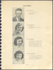 Page 17, 1950 Edition, Ripley Local High School - Sentinel Yearbook (Big Prairie, OH) online yearbook collection