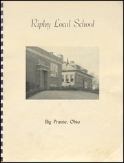 Page 5, 1950 Edition, Ripley Local High School - Sentinel Yearbook (Big Prairie, OH) online yearbook collection