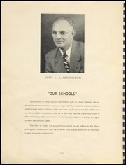 Page 8, 1950 Edition, Ripley Local High School - Sentinel Yearbook (Big Prairie, OH) online yearbook collection