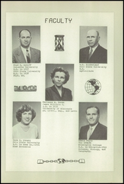 Page 11, 1953 Edition, Centralia High School - Centralian Yearbook (Chillicothe, OH) online yearbook collection