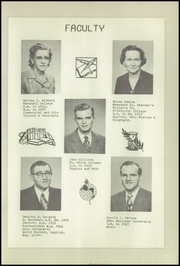 Page 13, 1953 Edition, Centralia High School - Centralian Yearbook (Chillicothe, OH) online yearbook collection