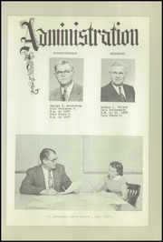 Page 9, 1953 Edition, Centralia High School - Centralian Yearbook (Chillicothe, OH) online yearbook collection