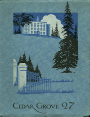 1927 Edition, Cedar Grove Academy - Yearbook (Cincinnati, OH)