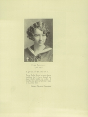 Page 13, 1927 Edition, Cedar Grove Academy - Yearbook (Cincinnati, OH) online yearbook collection