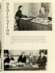 Page 11, 1960 Edition, Augusta College - White Columns Yearbook (Augusta, GA) online yearbook collection