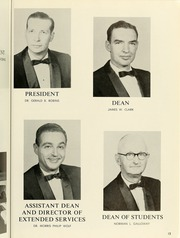 Page 17, 1960 Edition, Augusta College - White Columns Yearbook (Augusta, GA) online yearbook collection