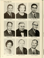 Page 14, 1961 Edition, Augusta College - White Columns Yearbook (Augusta, GA) online yearbook collection