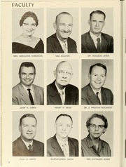 Page 16, 1961 Edition, Augusta College - White Columns Yearbook (Augusta, GA) online yearbook collection