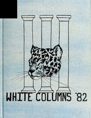 Page 1, 1982 Edition, Augusta College - White Columns Yearbook (Augusta, GA) online yearbook collection