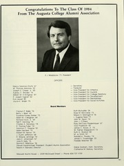 Page 187, 1983 Edition, Augusta College - White Columns Yearbook (Augusta, GA) online yearbook collection