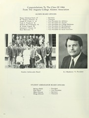 Page 176, 1984 Edition, Augusta College - White Columns Yearbook (Augusta, GA) online yearbook collection