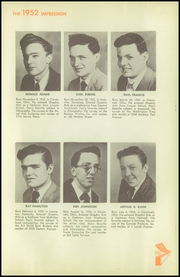 Page 17, 1952 Edition, High School of Graphic Arts and Printing - Impression Yearbook (Cincinnati, OH) online yearbook collection