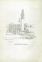 Page 6, 1921 Edition, East High School - Tiger Yearbook (Cincinnati, OH) online yearbook collection