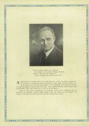 Page 12, 1924 Edition, East High School - Tiger Yearbook (Cincinnati, OH) online yearbook collection