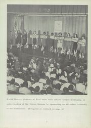 Page 11, 1948 Edition, East Vocational High School - Triangle Yearbook (Cincinnati, OH) online yearbook collection
