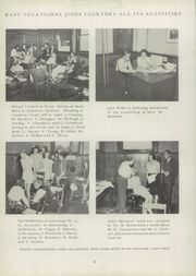 Page 12, 1948 Edition, East Vocational High School - Triangle Yearbook (Cincinnati, OH) online yearbook collection