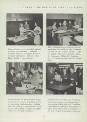 Page 13, 1948 Edition, East Vocational High School - Triangle Yearbook (Cincinnati, OH) online yearbook collection