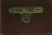 1928 Edition, Ohio Mechanics Institute - Omia Yearbook (Cincinnati, OH)