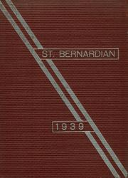 St Bernard High School - St Bernardian Yearbook (St Bernard, OH) online yearbook collection, 1939 Edition, Page 1