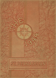 St Bernard High School - St Bernardian Yearbook (St Bernard, OH) online yearbook collection, 1944 Edition, Page 1