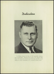 Page 8, 1945 Edition, St Bernard High School - St Bernardian Yearbook (St Bernard, OH) online yearbook collection