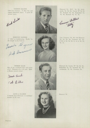 Page 16, 1946 Edition, St Bernard High School - St Bernardian Yearbook (St Bernard, OH) online yearbook collection