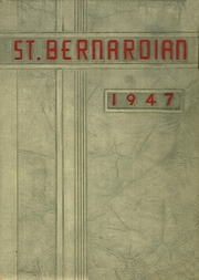 St Bernard High School - St Bernardian Yearbook (St Bernard, OH) online yearbook collection, 1947 Edition, Page 1