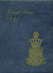 1951 Edition, St Ursula Academy - Crest Yearbook (Cincinnati, OH)