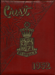 Page 1, 1952 Edition, St Ursula Academy - Crest Yearbook (Cincinnati, OH) online yearbook collection
