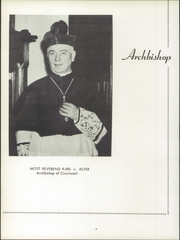 Page 12, 1952 Edition, St Ursula Academy - Crest Yearbook (Cincinnati, OH) online yearbook collection
