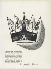 Page 13, 1952 Edition, St Ursula Academy - Crest Yearbook (Cincinnati, OH) online yearbook collection