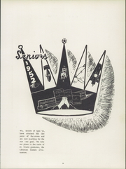 Page 17, 1952 Edition, St Ursula Academy - Crest Yearbook (Cincinnati, OH) online yearbook collection