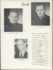 Page 11, 1954 Edition, St Ursula Academy - Crest Yearbook (Cincinnati, OH) online yearbook collection