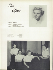 Page 13, 1954 Edition, St Ursula Academy - Crest Yearbook (Cincinnati, OH) online yearbook collection