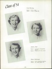 Page 14, 1954 Edition, St Ursula Academy - Crest Yearbook (Cincinnati, OH) online yearbook collection