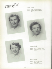 Page 16, 1954 Edition, St Ursula Academy - Crest Yearbook (Cincinnati, OH) online yearbook collection