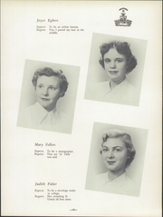 Page 17, 1954 Edition, St Ursula Academy - Crest Yearbook (Cincinnati, OH) online yearbook collection