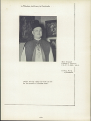 Page 7, 1954 Edition, St Ursula Academy - Crest Yearbook (Cincinnati, OH) online yearbook collection
