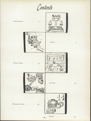 Page 9, 1954 Edition, St Ursula Academy - Crest Yearbook (Cincinnati, OH) online yearbook collection