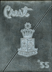 1955 Edition, St Ursula Academy - Crest Yearbook (Cincinnati, OH)