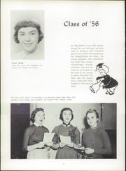 Page 12, 1956 Edition, St Ursula Academy - Crest Yearbook (Cincinnati, OH) online yearbook collection