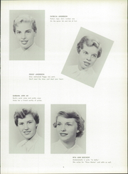 Page 13, 1956 Edition, St Ursula Academy - Crest Yearbook (Cincinnati, OH) online yearbook collection