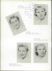 Page 16, 1956 Edition, St Ursula Academy - Crest Yearbook (Cincinnati, OH) online yearbook collection