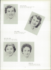 Page 17, 1956 Edition, St Ursula Academy - Crest Yearbook (Cincinnati, OH) online yearbook collection